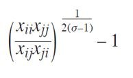 technical formula