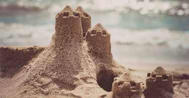 brexit house on sand