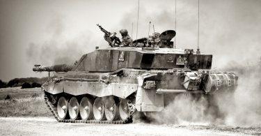 brittish tank