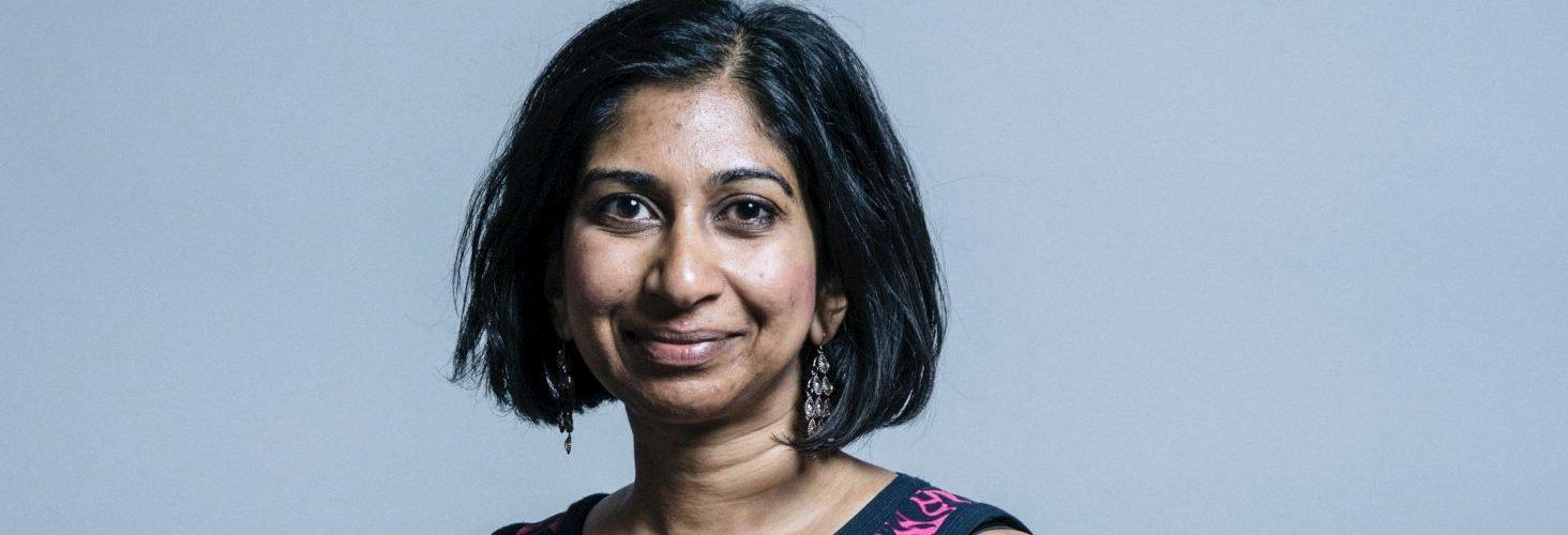 Suella Braverman MP