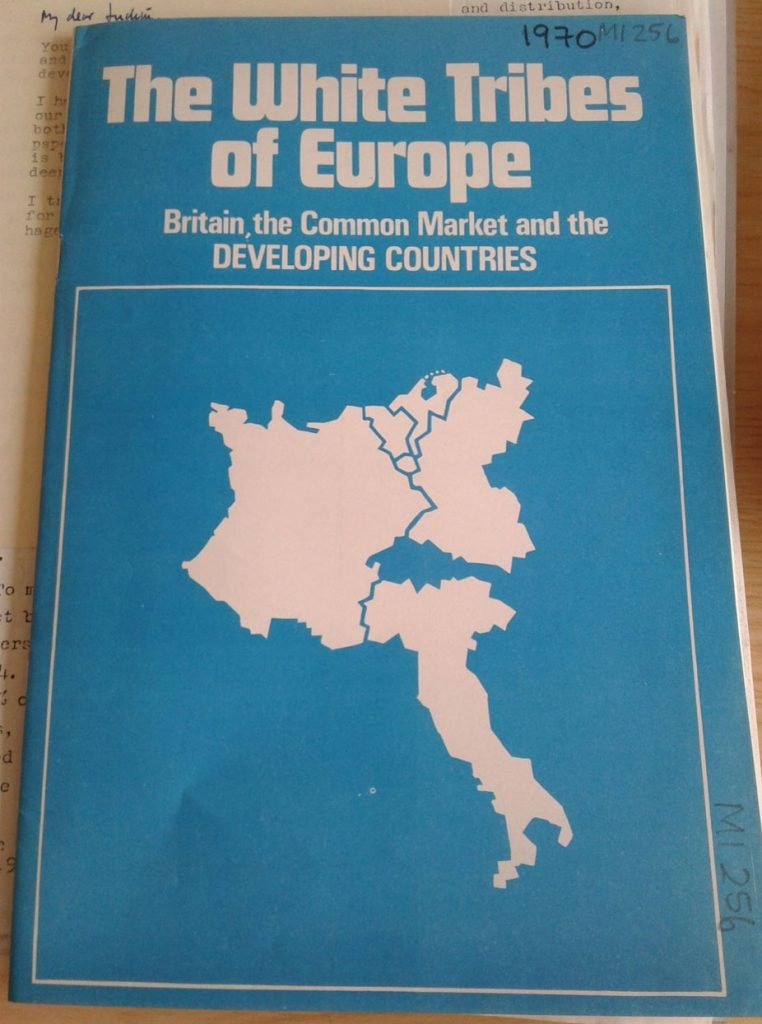 The White Tribes of Europe by Action for World Development