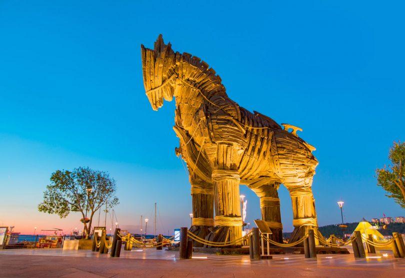 Stalking Horse? Trojan Horse? Or both?