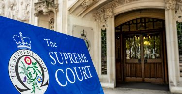 Supreme Court on Shaky Ground