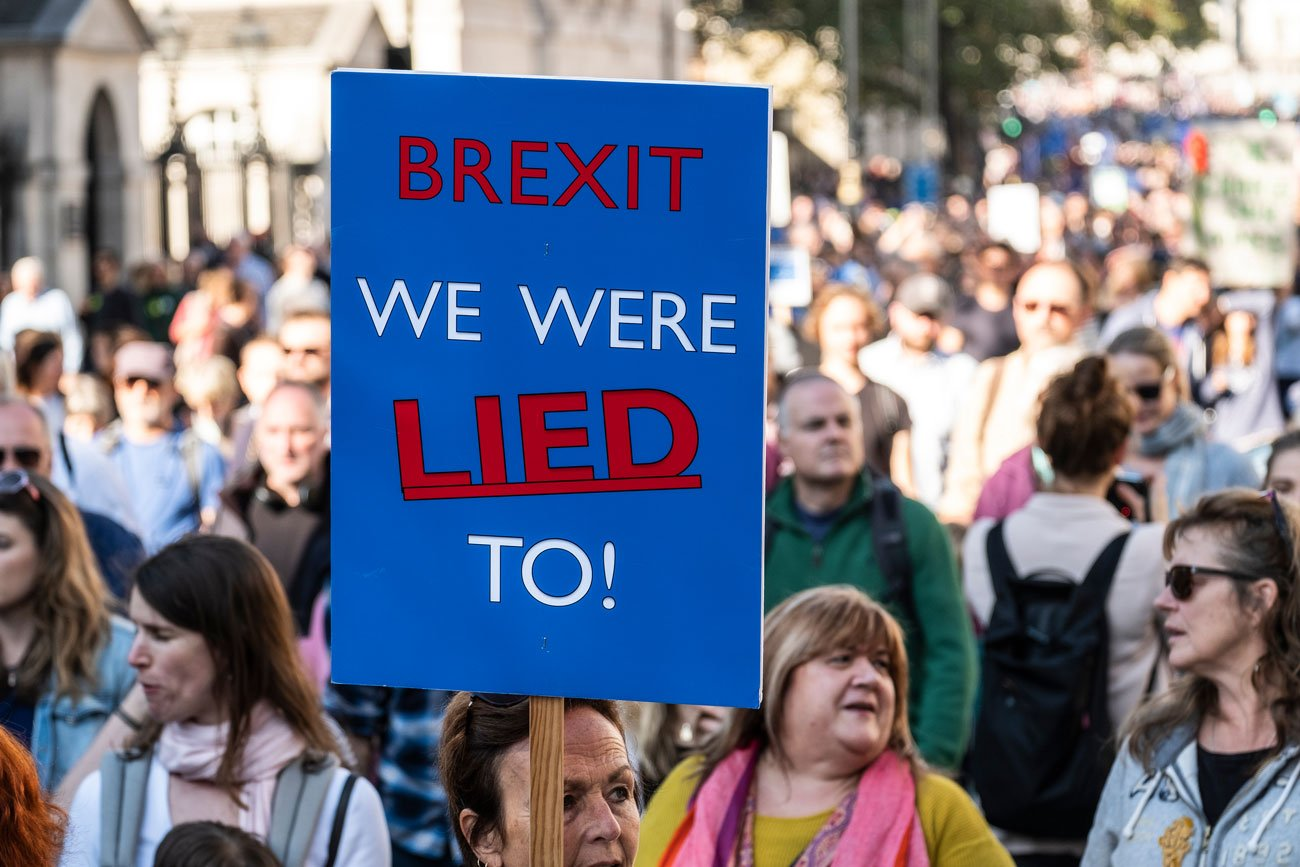 Lies, Lies and Those Damned Brexit Statistics - Briefings For Britain