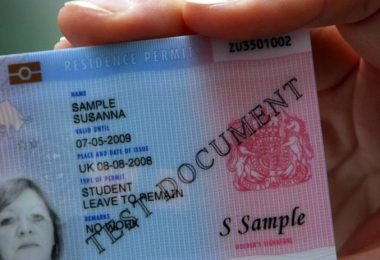 post brexit identity card