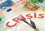 Euro crisis clock